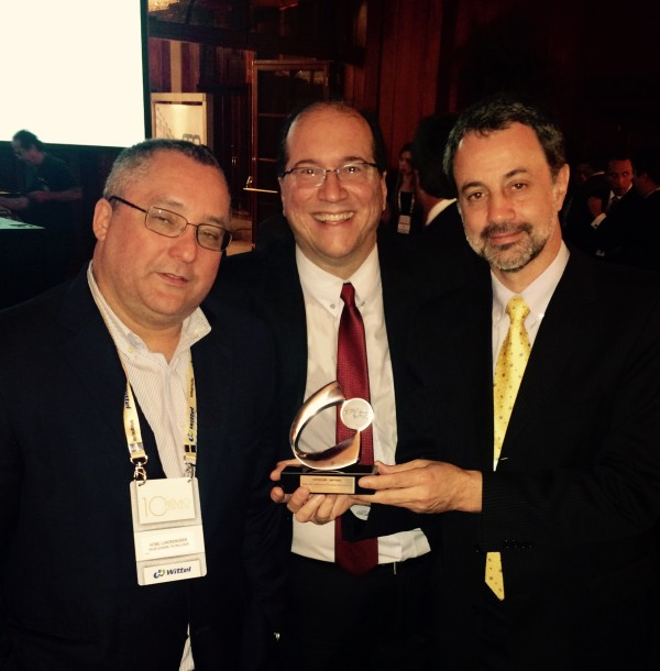 Premio Relatorio Bancario 2014